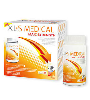 XLS Medical® Maximal Strength 120 Comp.