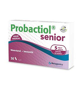 Probactiol Senior Blister 30 gélules