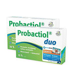 Probactiol® Duo 15 ou 30 gélules