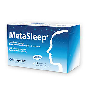 Metasleep 60 comprimés