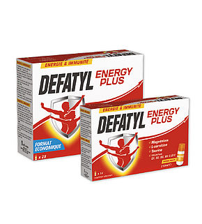 Defatyl Energy Plus 14 ou 28 x 15ml