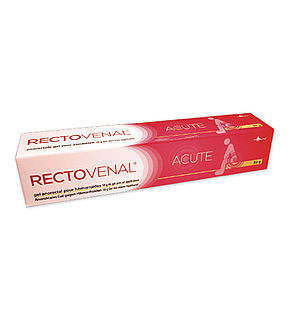 Rectovenal Gel 50g