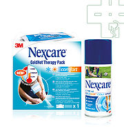 Nexcare Coldhot Comfort + Spray Froid GRATUIT